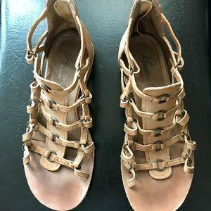 Vintage Kenneth Cole Leather Sandals
